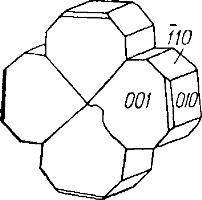 Бурнонит, минерал бурнонит