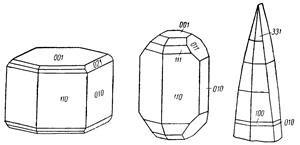 Стронцианит , минерал стронцианита