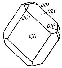 Кристалл каинита, Каинит