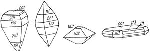 Вульфенит , минерал вульфенита