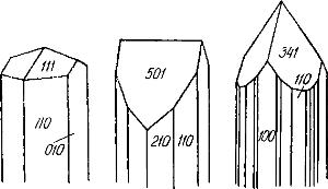 Антимонит, кристалл антимонит