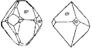 Браунит, минерал Браунит