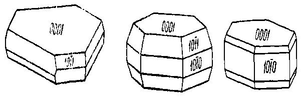 кристаллы осмистого иридия упаковка атомов