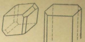 Кристаллы триклинной сингонии