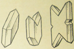 Кристаллы гипса