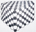 Кристаллическая решётка хлорида натрия