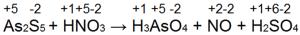 Количество атомов кислорода в левой и правой частях равенства тоже должно совпадать. Подсчетом числа атомов кислорода в левой и в правой частях равенства производится проверка равнениям Уравнение данной реакции является весьма простым, оно не требует сложной расстановки коэффициентов. Однако могут быть случаи, когда приходится рассчитывать довольно сложные коэффициенты, например