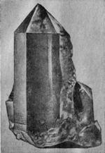 Каркасовые силикаты, горный хрусталь