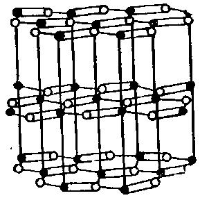 Структура графита