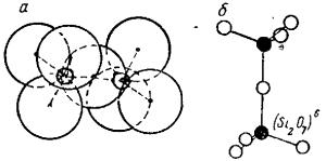 Сдвоенный кремнекислородный тетраэдр