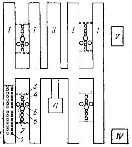 План электролизного цеха