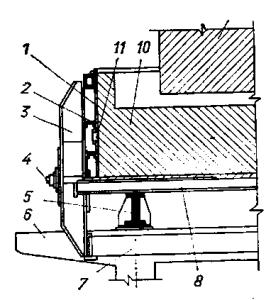 Катодное устройство электролизера