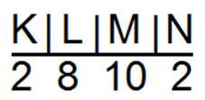 Титан распределение электронов