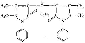 Диантипирилпропилметан