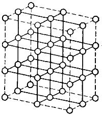 Пространственная решетка