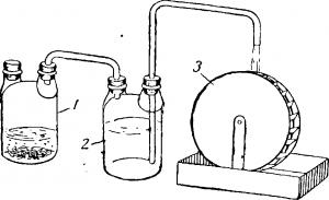 Установка для превращения химической энергии в механическую