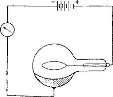 Схема фотоэлемента
