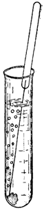 Растворение в кислотах химически чистого цинка при контакте с медной или платиновой проволочкой