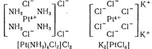 развернутые структурные формулы