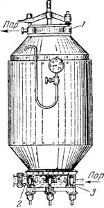Автоклав для выплавки серы