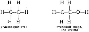 спирты можно рассматривать как гидроксильные производные углеводородов