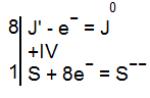 Составление уравнений реакций