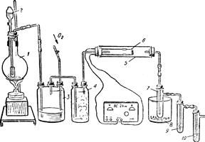 Установка для каталитического окисления оксида серы