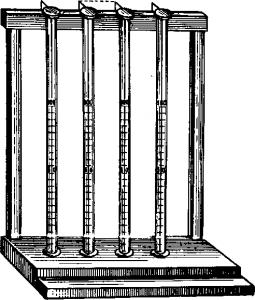Лейкоциты Прибор Панченкова для определения скорости оседания эритроцитов
