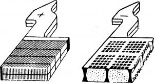 Пластины свинцового аккумулятора