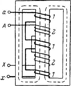 Броневой трансформатор