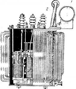 Нагрев и охлаждение трансформаторов