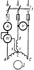 Вращающий момент электродвигателя