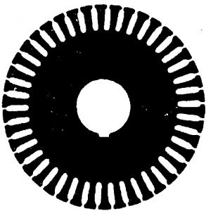 Обмотка ротора электродвигателя