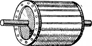 Ротор короткозамкнутого двигателя