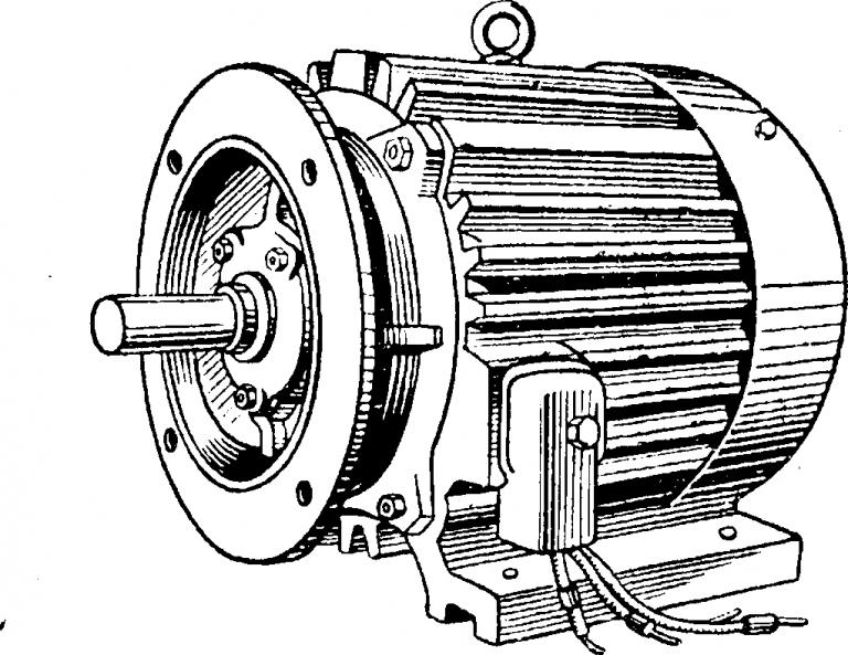 Тип эл двигателя картинки