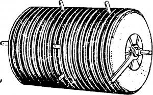 Столбик селенового вентиля