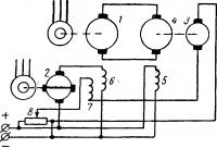 Схема стабилизации скорости вращения двигателя постоянного тока