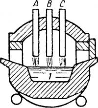 Электродуговой нагрев металла