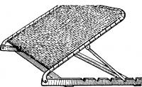 Над кроватный подголовник
