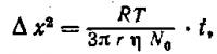 Статистическая теория броуновского движения