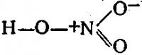 Строение формулы азотной кислоты